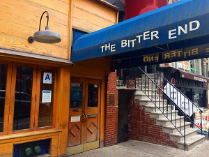 the bitter end 300x225 - 150+ Open BARS In Greenwich Village