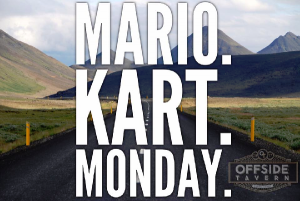 Mario Kart Monday at Offside Tavern