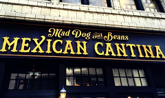 Mad Dog & Beans on 38th