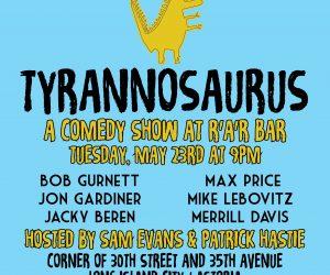 tyrannosaurus5-23-17