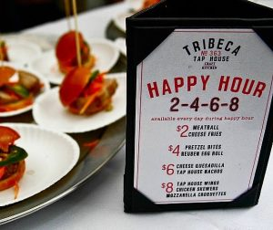 Tribeca Tap House Happy Hour