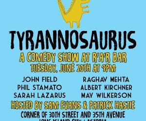 tyrannosaurus6-20-17a