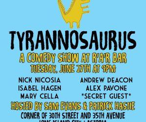 tyrannosaurus6-27-17