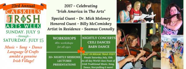 Catskills Irish Arts Week A Tribute To Jack Coen