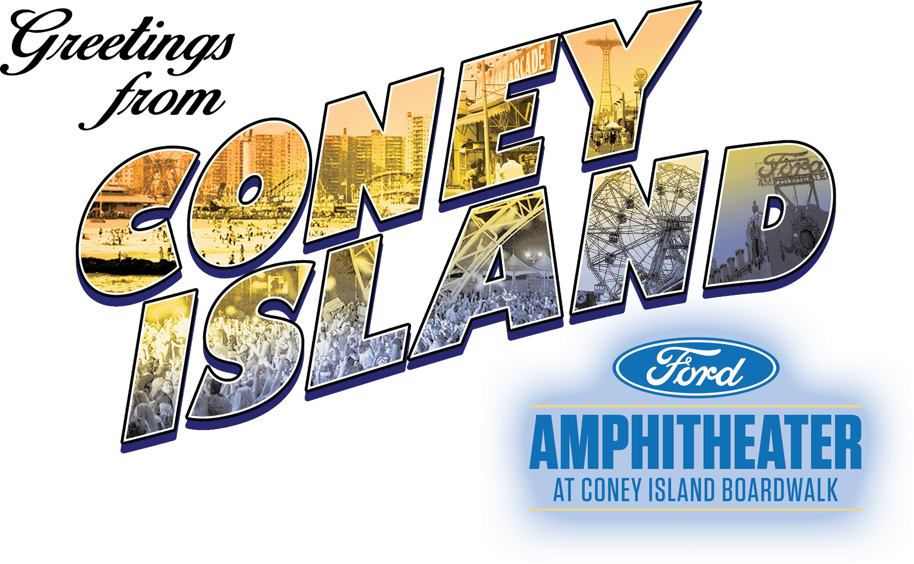 Coney Islandford Ampitheater Murphguide Nyc Bar Guide