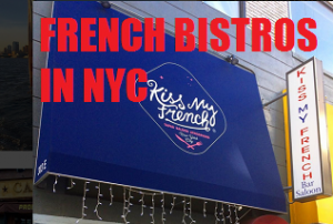 French Bistros NYC