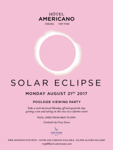 Solar Eclipse Viewing Parties In Nyc Murphguide Nyc Bar