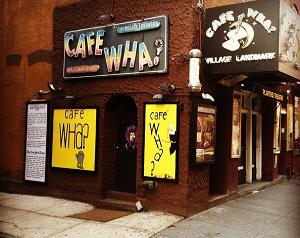 cafe wha instagram 300x238 - 150+ Open BARS In Greenwich Village