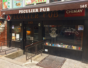 peculier pub instagram 300x233 - 150+ Open BARS In Greenwich Village
