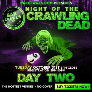 Night of the Crawling Dead