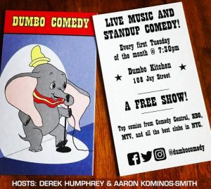 Dumbo Comedy