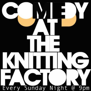 Comedy at The Knit
