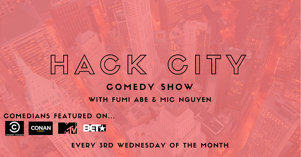 Hack City comedy