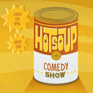 Hot Soup Comedy