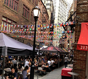 The Bars Of Stone Street Murphguide Nyc Bar Guide