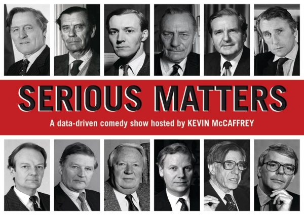 Serious Matters with Kevin McCaffrey