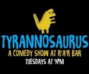 tyrannosaurus-comedy-black-logo