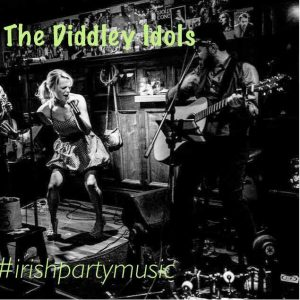 This image has an empty alt attribute; its file name is diddley-idols_irish-party-music-300x300.jpg