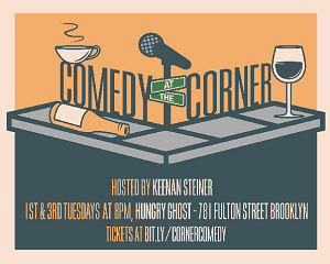 Comedy at the Corners