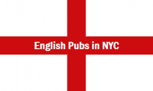 English pubs in NYC