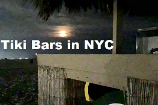 Tiki Bars NYC