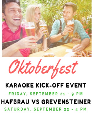 Oktoberfest at Brooklyn Bavarian Beer Garden