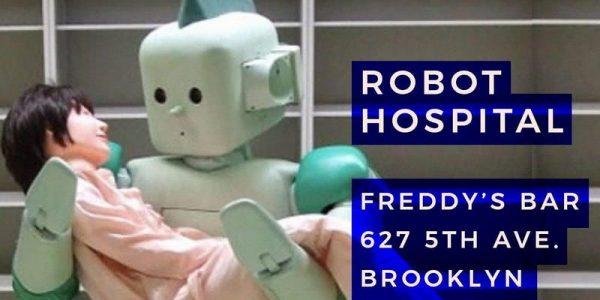 Robot Hospital Comedy