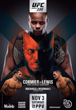 UFC230