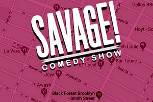 savage-comedy_black-forest300