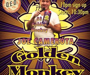 qed-astoria_golden-monkey_open-mic