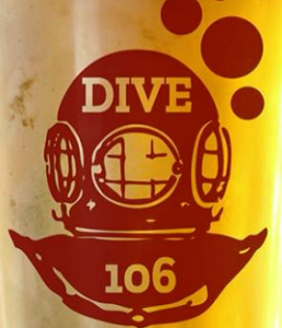 Dive 106 NYC