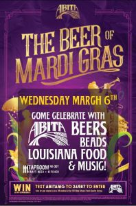 Mardi Gras at Tap Room 307