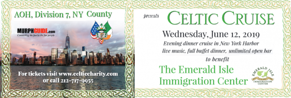 The Celtic Cruise 2019