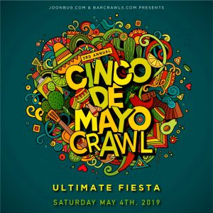 Cinco de Mayo Bar Crawl