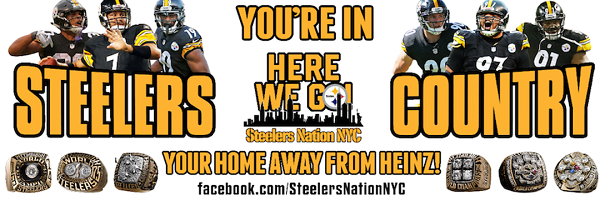 Steelers Nation NYC