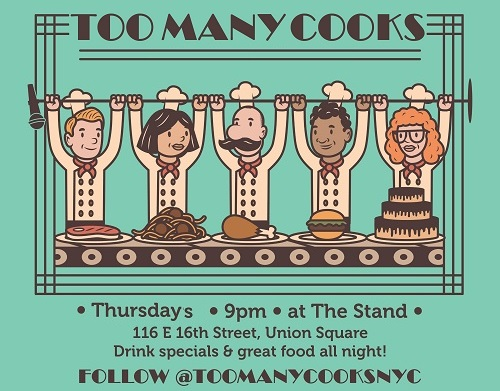 Too Many Cooks comedy show