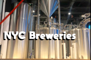 Breweries in NYC