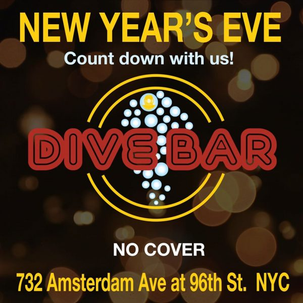 New Year's Eve at Dive Bar