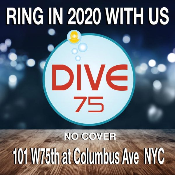 New Year's Eve at Dive 75