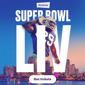 Super Bowl Tix