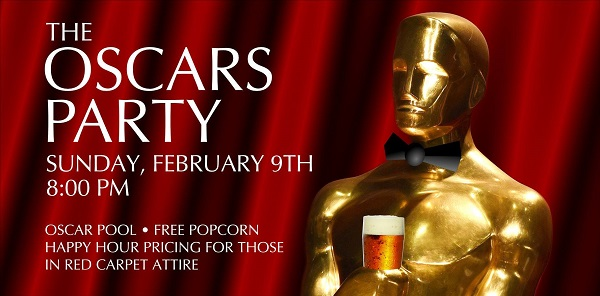 Oscar Party at Solid State