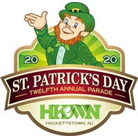 Hackettstown St. Patrick's Parade