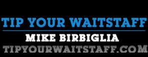 Tip Your Waitstaff