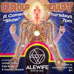 Group Therapy Comedy