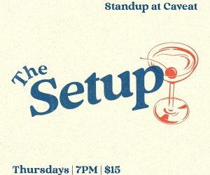 caveat_the-setup
