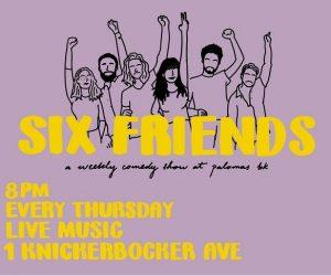 six-friends-comedy-show